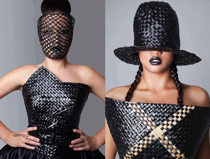 New Zealand Maori Fashion