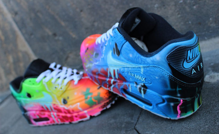 Nike Air Max Galaxy Sneakers