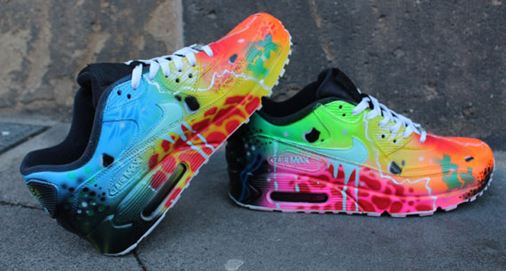 Nike Air Max Galaxy Sneakers
