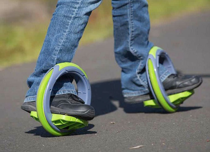 Orbit Wheels
