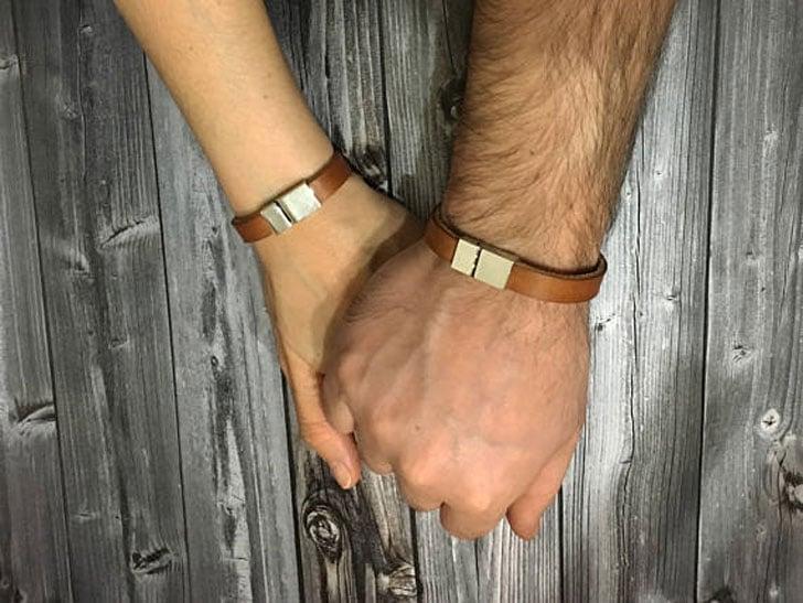 Personalized S Bracelets 1