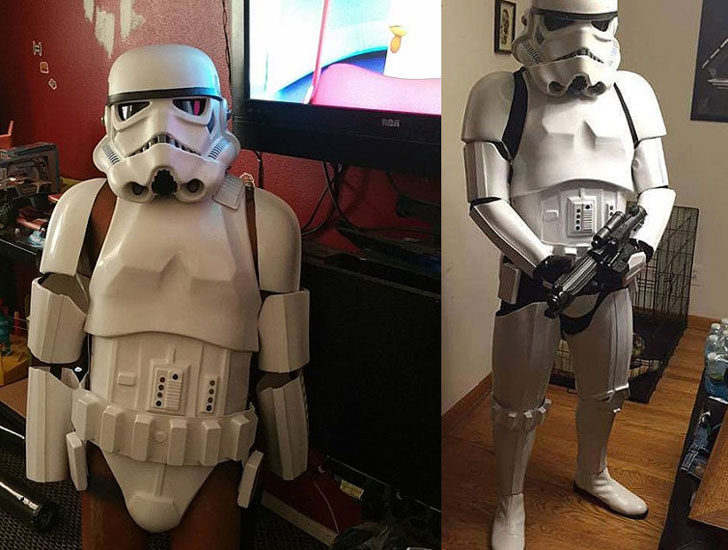 Star Wars Complete Stormtrooper Kit