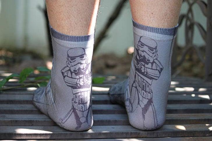 Stormtrooper Socks
