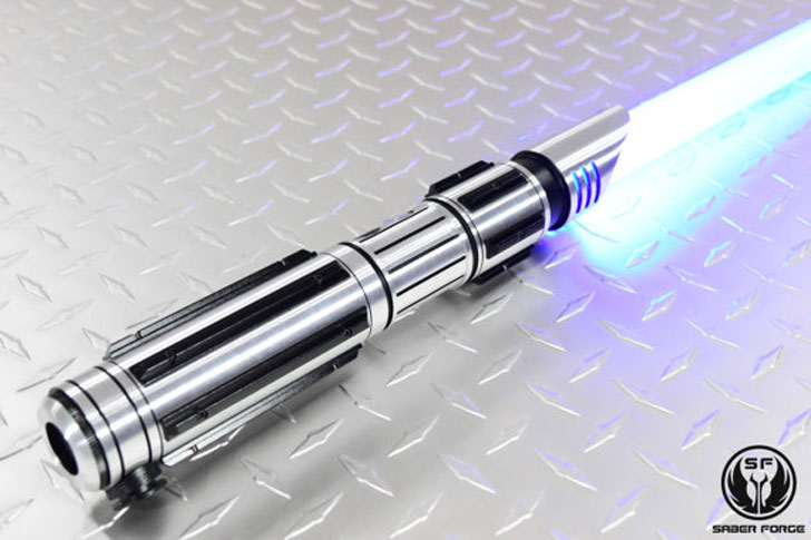 VENGEANCE Custom LED Saber Similar To Sith Exar Kun Star Wars Fx Lightsaber