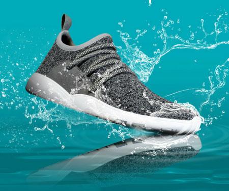 Vessi Waterproof Knit Shoes