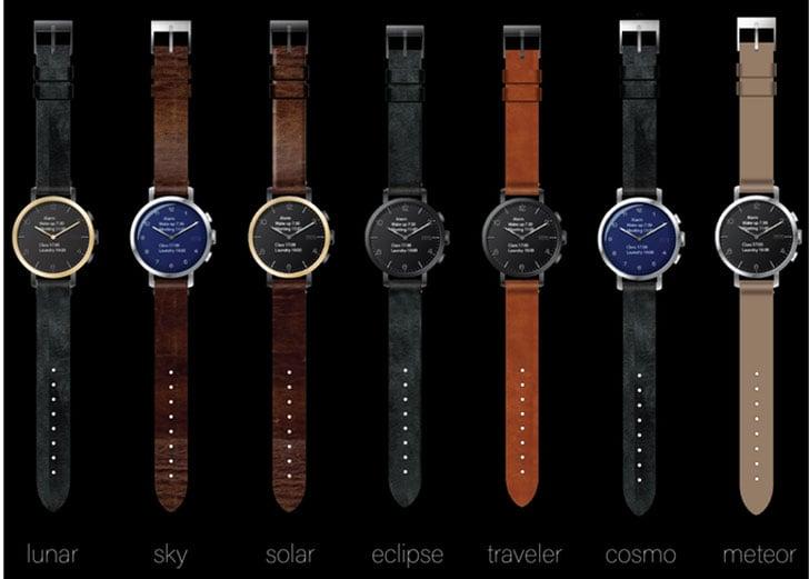 mVoice G2 Analog Smartwatch