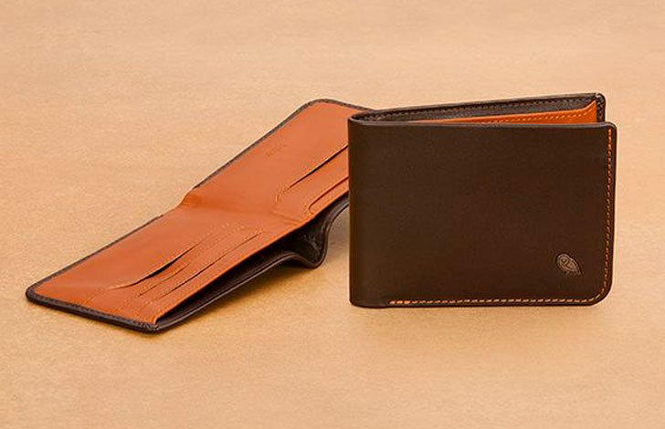 Bellroy Hide & Seek Leather Wallet