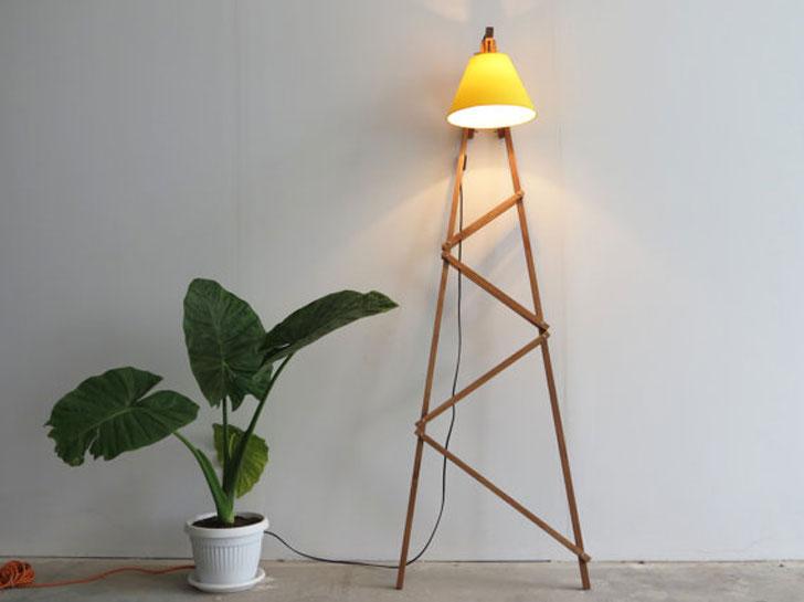 Big Ferm Industrial Floor Lamp