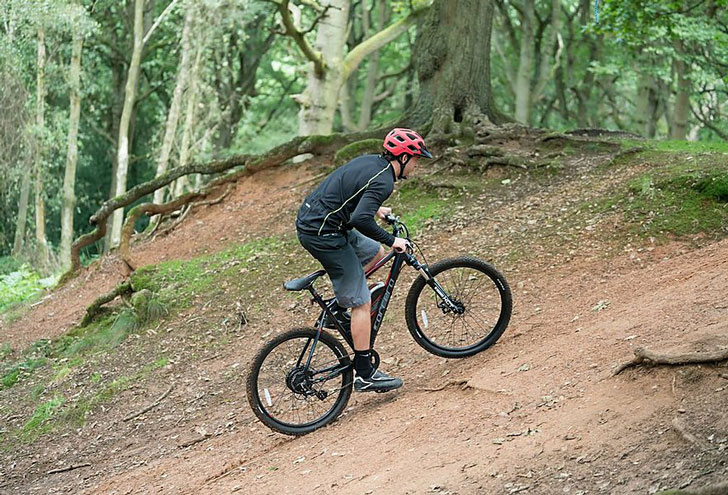 Carrera Vengeance E Mens Electric Mountain Bike