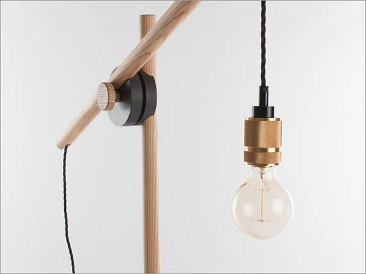 Crux Pendant Floor Lamp - cool floor lamps