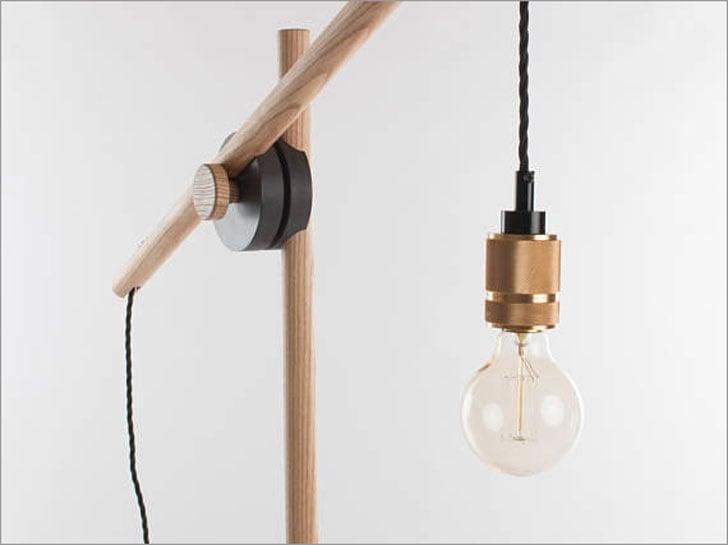Crux Pendant Floor Lamp - cool floor lamps