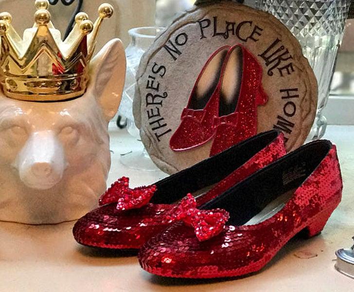Custom Ruby Slippers