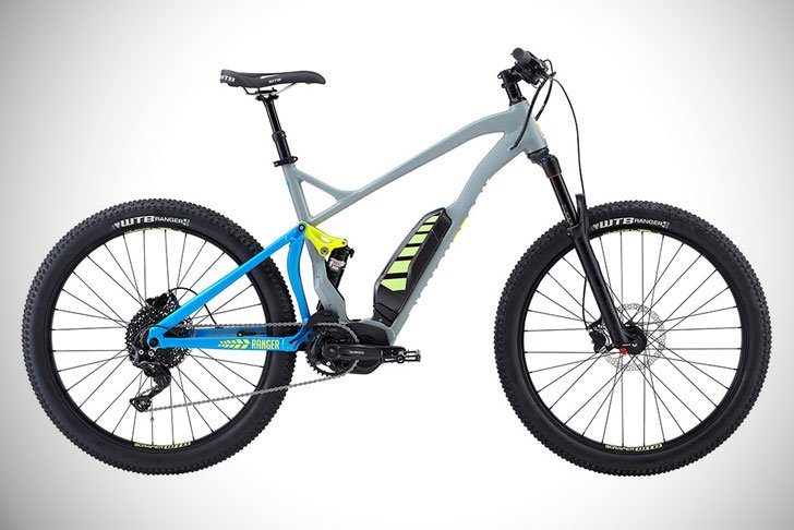 DiamondBack Ranger Electric Mountain Bike