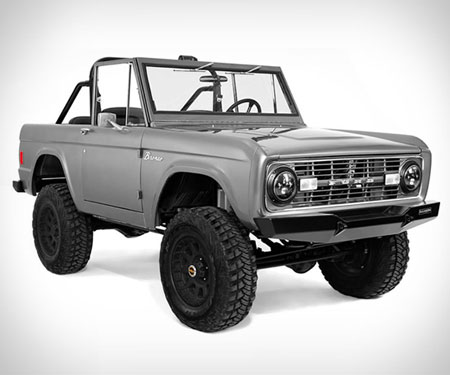 Ford Bronco Dallas