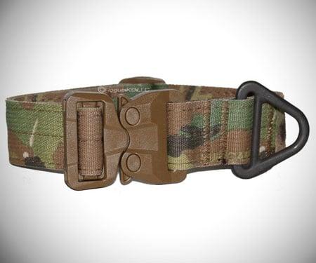GT COBRA V-Ring Tactical Dog Collar
