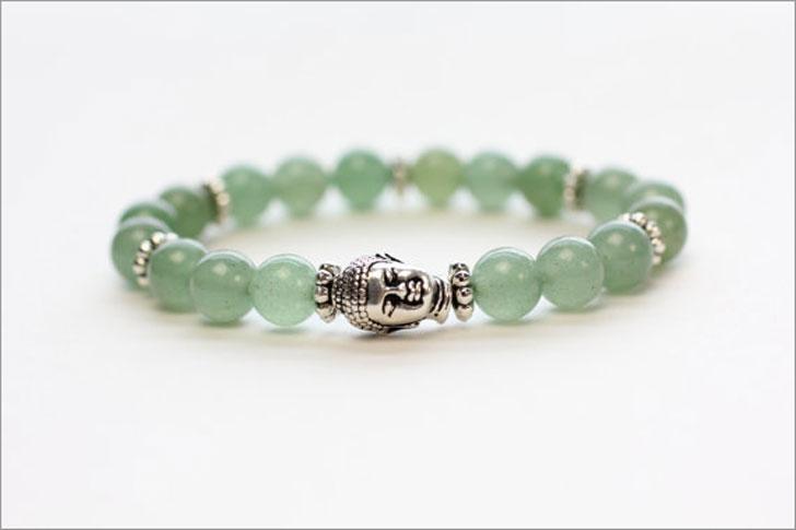 Green Aventurine Prosperity Bracelet