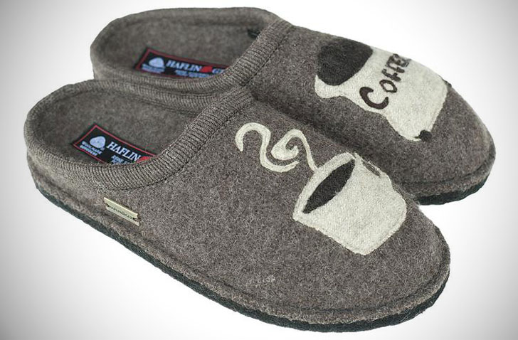 Haflinger Coffee Slippers