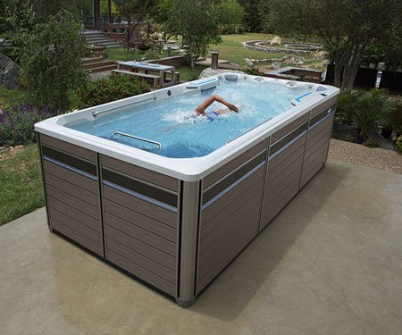 Infinite Swimming Pool