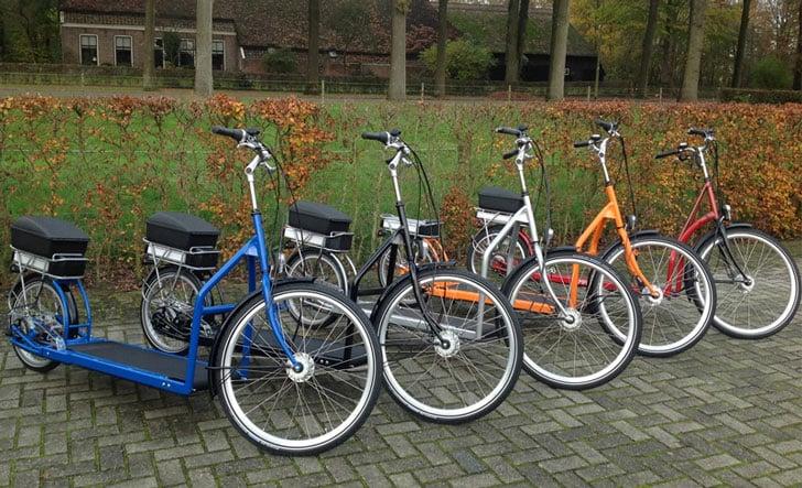 Lopifit Walking E-Bike