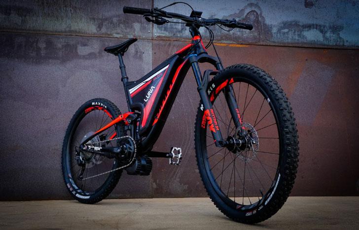Luna Fusion Crusher 3 E-Bike
