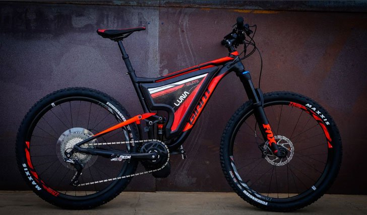 Luna Fusion Crusher 3 E-Bike - coolest electric bikes - cool e bikes
