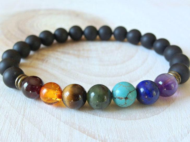 Men's 7 Chakras Bracelet
