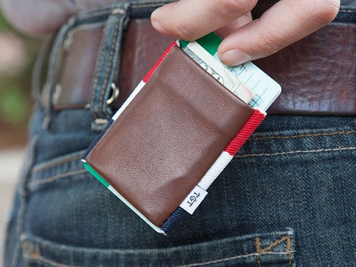 Men's TGT Minimalist Wallet