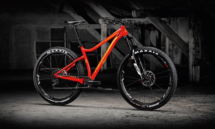 Merida EBig Trail Electric Mountain Bike