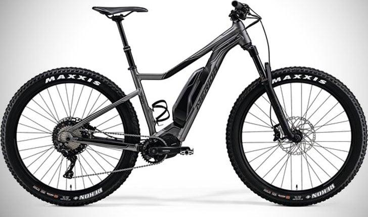 Merida EBig Trail Electric Mountain Bike