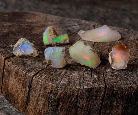 Natural Opal Stones