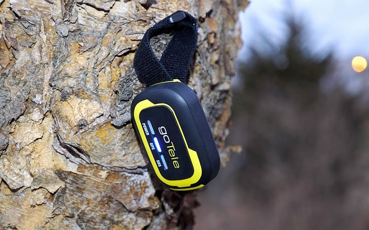 Off-Grid Tracking Device