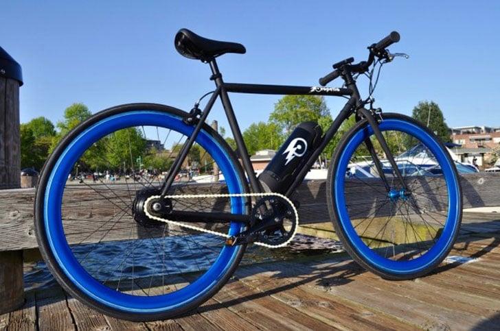 Propella Electric Bike