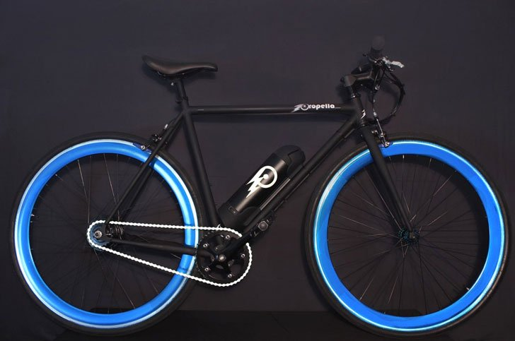 Propella Electric Bike - coolest electric bikes