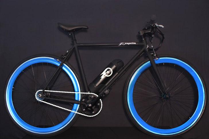 Propella Electric Bike - coolest electric bikes