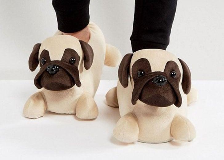 Pug Slippers