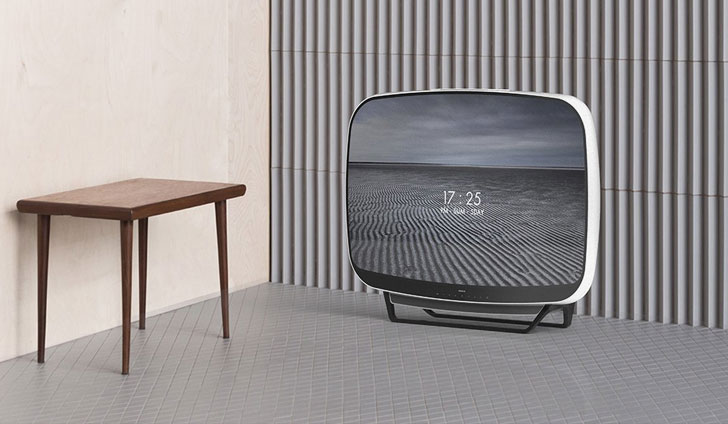 Retro Inspired TV Sets