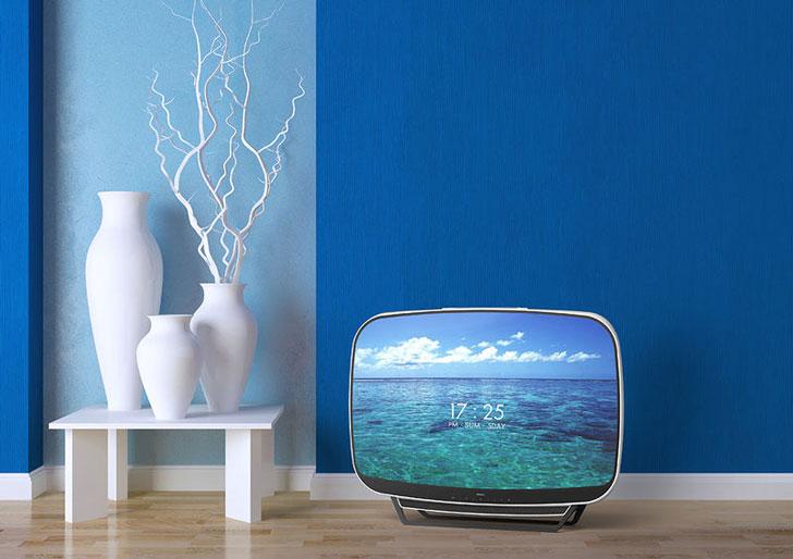 Retro Inspired TV Sets