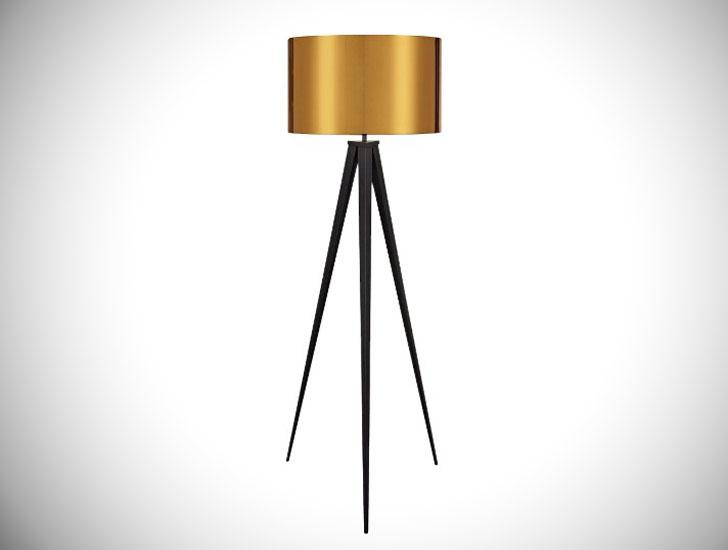 Romanza Tripod Floor Lamp