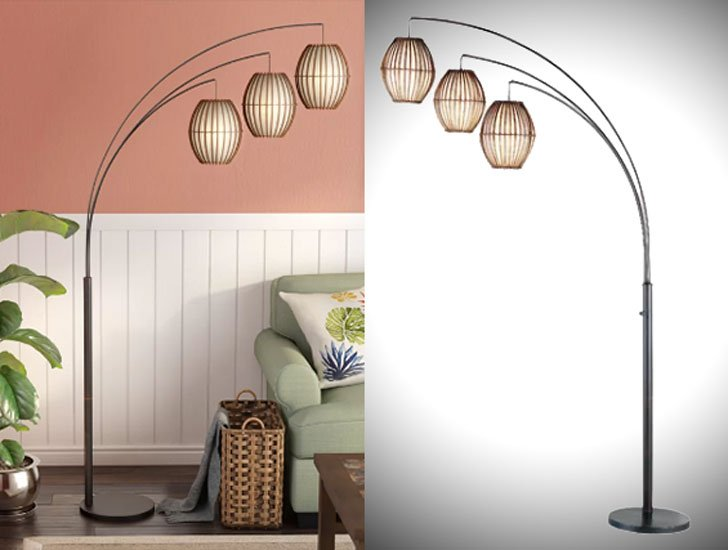 Sade Tree Floor Lamp