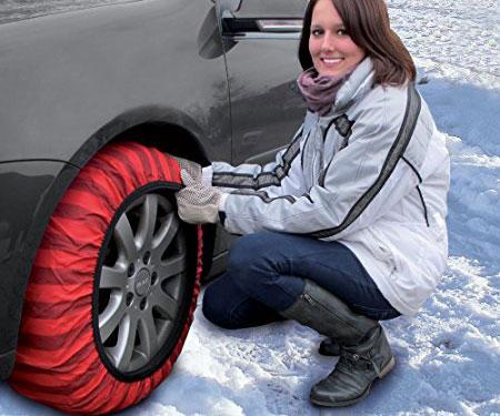Shark Wheel Traction Snow Socks