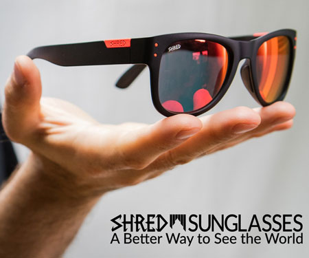 Shred Sunglasses