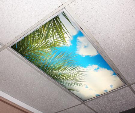 Skypanels Sky Ceilings