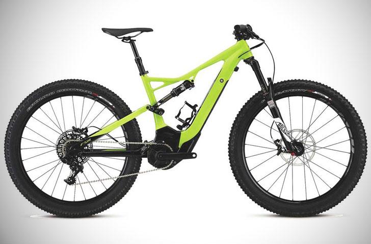 Specialized Turbo Levo FSR Electric Mountain E-Bike