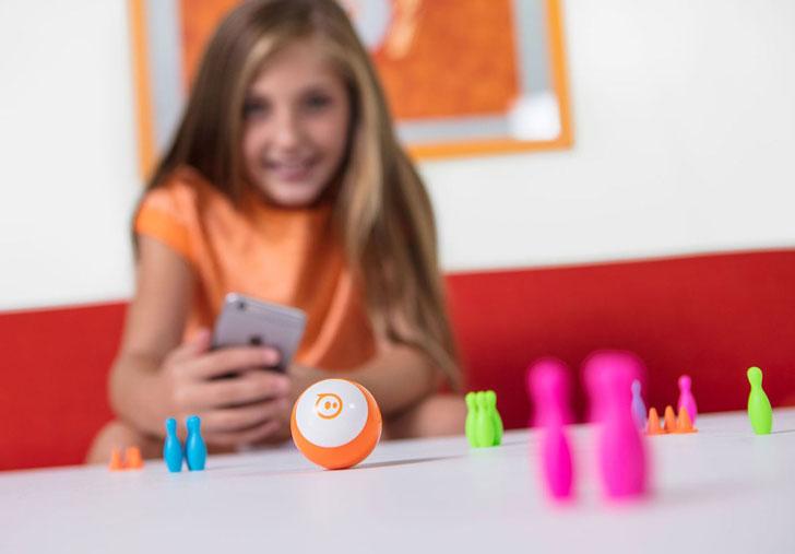 Sphero Mini App-Enabled Robotic Ball