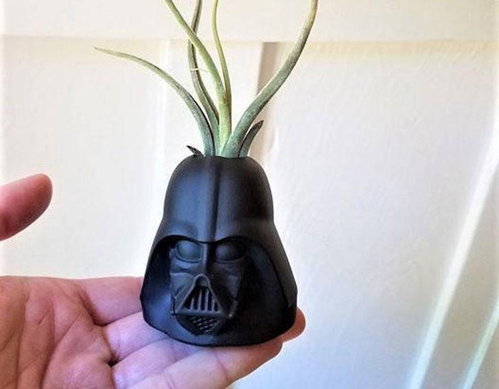 Star Wars Inspired Planter Gift Set