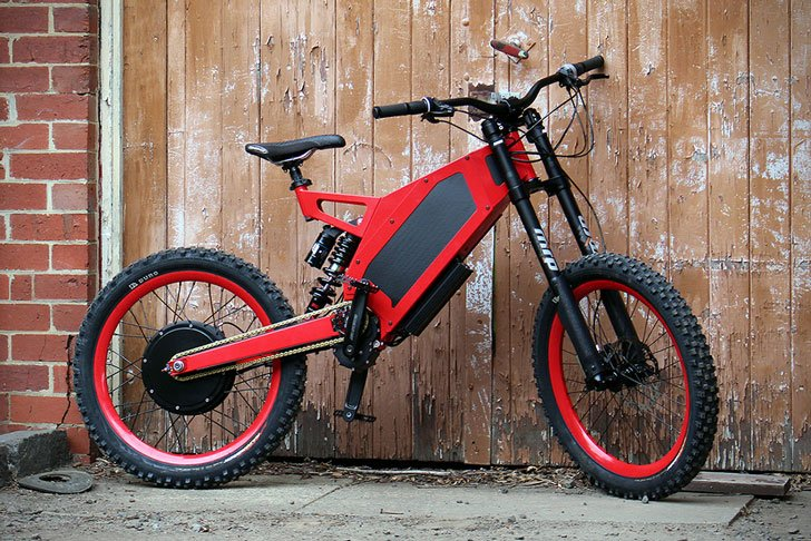 Stealth B52 Momber Electric Bike