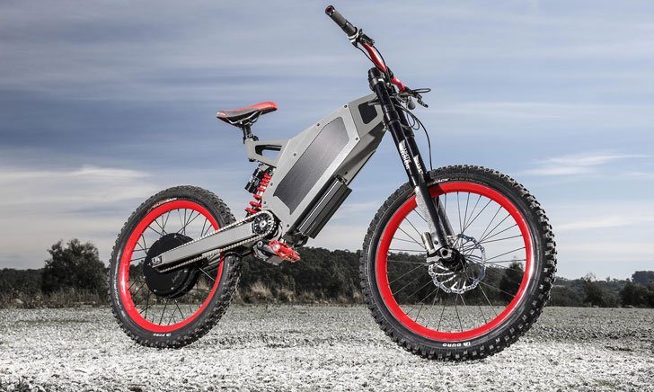 Stealth B52 Momber Electric Bike - coolest electric bikes