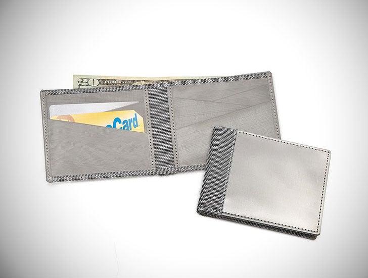 Stewart Stand Stainless Steel Wallet