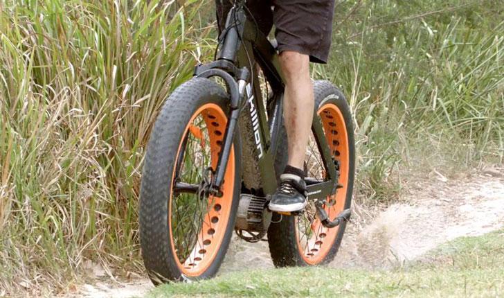 The Skillion Max Classic E-Bike