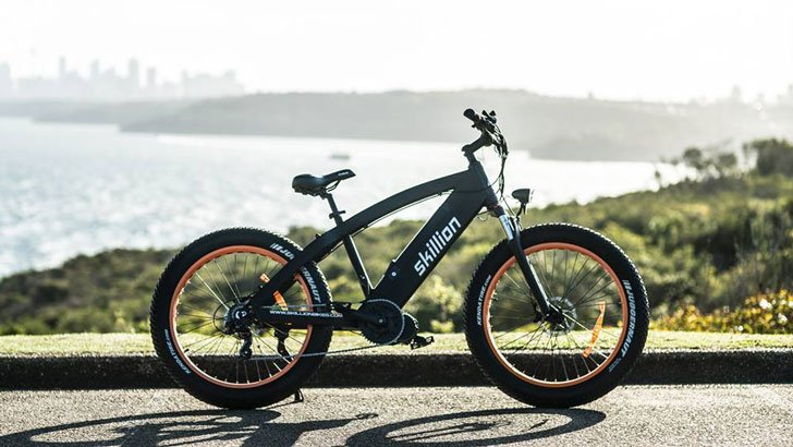 The Skillion Max Classic E-Bike